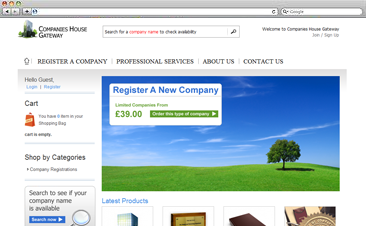 www.companieshousegateway.co.uk